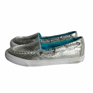 Sperry seabright slip on shoes size 12.5